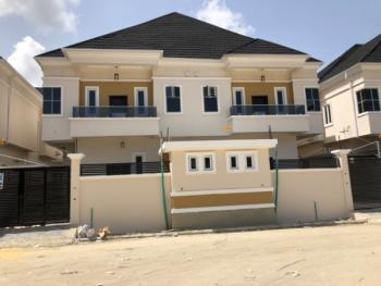 Luxury Finished 4 Bedroom Semi Detached Duplex with Bq, Chevy View Estate, Lekki, Lagos, Semi-detached Duplex for Sale