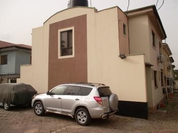 4 Bedroom Terrace Duplex with B/q Fully Equipped with Furniture and Electronic Appliances, Olayinka Street Omole Phase 1 Ogba, Omole Phase 1, Ikeja, Lagos, Terraced Duplex for Sale