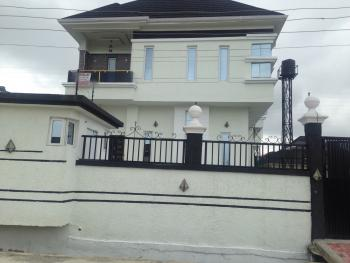 Newly Built and Well Finished 4 Bedroom Detached Duplex with a Room Bq, Divine Homes Gra, Thomas Estate, Ajah, Lagos, Detached Duplex for Sale