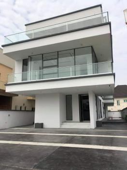Brilliant 5 Bedrooms Detached Duplex with 2 Bedrooms Bq and Swimming Pool, Off Circle Mall, Lekki, Lagos, Detached Duplex for Sale