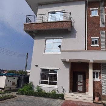 4 Bedroom Semi Detached Duplex, Chevron, Ikate Elegushi, Lekki, Lagos, Semi-detached Duplex for Sale