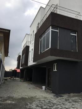 Newly Built 3 Nos of 4 Bedroom Terrace Duplex, Adeniyi Jones, Ikeja, Lagos, Terraced Duplex for Sale