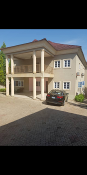 Fully Detached 6 Bedrooms with 2 Room Bq, Prince and Princess Estate, Apo, Abuja, Detached Duplex for Sale