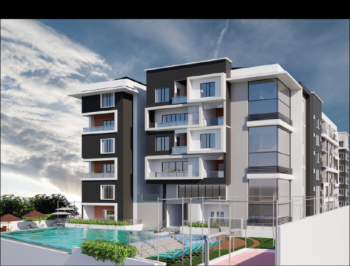 Tamari Luxury Apartments, Osborne, Ikoyi, Lagos, Flat for Sale