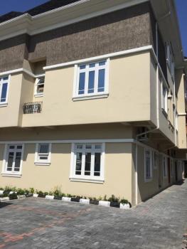 Fully Serviced 3 Bedroom Flat, Off Whitesand School Road, Lekki Phase 1, Lekki, Lagos, Flat for Rent