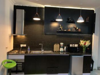 One Bedroom Vacation Apartment, Ty Danjuma Street, Victoria Island Extension, Victoria Island (vi), Lagos, Mini Flat Short Let