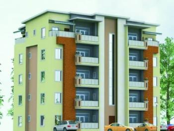 Land Measuring 790.06sqm with Building Plan Approval for 8 Units of 2 Bedrooms Flats, Jahi, Abuja, Residential Land for Sale