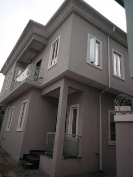 Newly Built Luxury 4 Bedroom Fully Detached Duplex with Bq, Phase 1, Gra, Magodo, Lagos, Detached Duplex for Rent