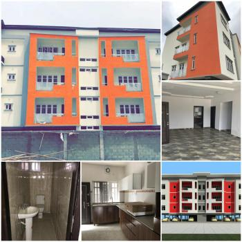 Tastefully Finished and Newly Built 3 Bedroom Flat with One Maids Room, Orchid Axis, Lafiaji, Lekki, Lagos, Flat for Rent