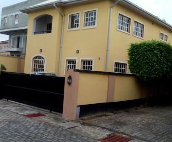 4 Bedroom Detached House with 2 Room Bq, Alakija, Ikeja Gra, Ikeja, Lagos, Detached Duplex for Sale