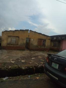 Vacant Bungalow on Plot of Land on Ishola Imam Street, Mafoluku, Ishola Imam Street, Mafoluku, Oshodi, Lagos, Residential Land for Sale