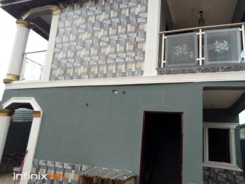 Clean Well Finished 2bedroom at Miran, Off Miran Bus Stop, Miran Agege Lagos, Meiran, Agege, Lagos, Semi-detached Duplex for Rent