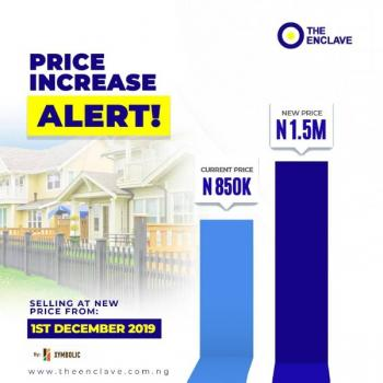 The Enclave Epe, Epe, Epe, Lagos, Residential Land for Sale