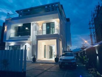 Brand New 6 Bedroom Fully Detached Duplex + Bq, Pinnock Beach Estate, Osapa, Lekki, Lagos, Detached Duplex for Sale