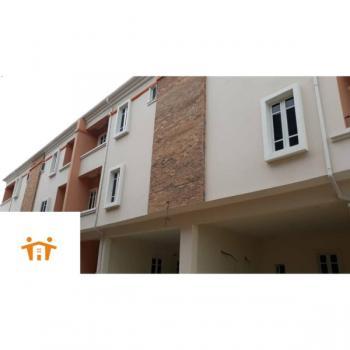 Newly Built 4 Bedroom Terrace Duplex with Bq, Lekki Phase 1, Lekki, Lagos, Terraced Duplex for Sale