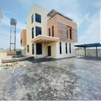 Beautiful 5 Bedroom Duplex (waterfront) + Bq, Lekki County Megamond, Chevy View Estate, Lekki, Lagos, Detached Duplex for Sale