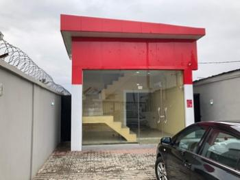 100sqm Newly Built Beautiful Furnished Open Plan Space Office Building Ground Floor, Iju-ishaga, Agege, Lagos, Office Space for Rent