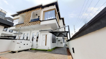 Tastefully Finished Property, Chevy View Estate, Lekki, Lagos, Semi-detached Duplex for Sale
