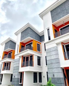 4 Bedroom Townhouse, Thomas Estate, Ajah, Lagos, Terraced Duplex for Sale
