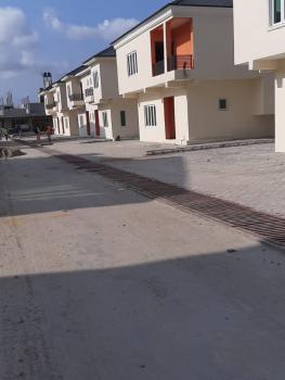 4 Bedroom Fully Detached Duplex with a Bq ( Built ), By Meadow Hallway, Ikate Elegushi, Lekki, Lagos, Detached Duplex for Sale
