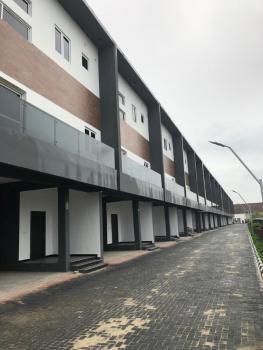 Luxury 4 Bedroom Terraces Fully Serviced, Off Kusenla Road, Ikate Elegushi, Lekki, Lagos, Terraced Duplex for Sale