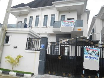 4 Bedroom Semi-detached, Conservation Road After Chevron Roundabout, Lekki, Lagos, Semi-detached Duplex for Sale