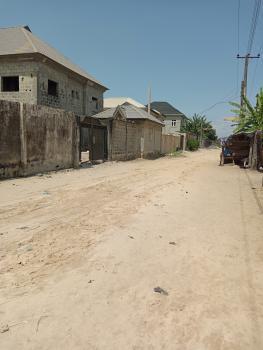 Half Plot of Dry Land for Sale in Majek, Majek, Sangotedo, Ajah, Lagos, Residential Land for Sale