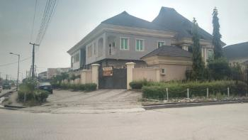 a Corner Piece 4 Bedroom Semi-detached House with a Room Boys Quarters and Other Appurtenant Structures, T.f Kuboye Street, Lekki Phase 1, Lekki, Lagos, Semi-detached Duplex for Rent