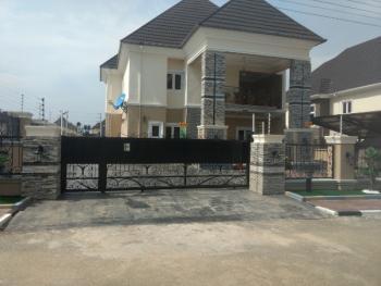 Luxury 5 Bedroom Duplex, River Park Estate, Lugbe District, Abuja, Detached Duplex for Sale