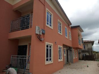 Newly Built Two Bedroom Flat. (downstairs), Harmony Estate, Langbasa, Ajah, Lagos, Flat for Rent