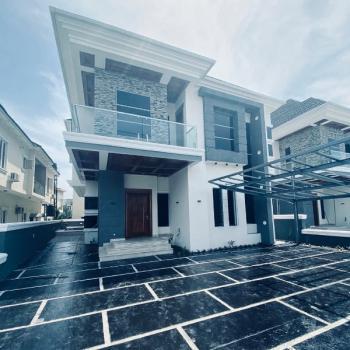 Luxury 5 Bedroom Waterfont Duplex, Megamond Estate Lekki County, Chevy View Estate, Lekki, Lagos, Detached Duplex for Sale