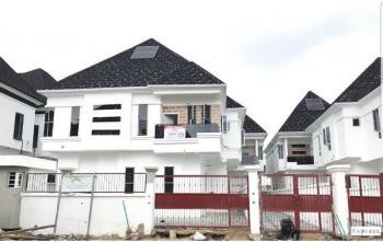Adorable and Affordable 4 Bedroom Semi Detached Duplex, Osapa London, Jakande, Lekki, Lagos, Semi-detached Duplex for Sale