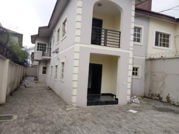 4 Bedroom Wing of Duplex, 1 Room Bq with Its Convenience and Security, Gra, Magodo, Lagos, Semi-detached Duplex for Sale