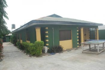 4 Bedroom Bungalow with a Bq and Large Compound, 11 Isaiah Kolapo Estate, Okinni, Osogbo, Osun, Detached Bungalow for Sale