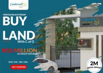 Estate Land with C of O. Black Friday Promo, Gra, Abijo, Lekki, Lagos, Residential Land for Sale