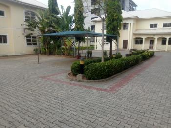 Spaciou 2 Units of 5 Bedroom Twins Duplexes with 2 Rooms Servant Quarter Each, Air Conditioners, Jabi, Abuja, Semi-detached Duplex for Rent
