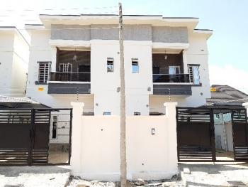 Tastefully Built 4 Bedroom Semi Detached Duplex with a Dosmetic Room for Sale, Ikota, Lekki, Lagos, Semi-detached Duplex for Sale