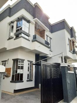 Classically Finished 4 Bedroom Semi Detached Duplex with a Domestic Room, Ikota, Lekki, Lagos, Semi-detached Duplex for Sale