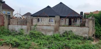 a Four Bedroom Bungalow with All Necessary Facilities, Alagbaka Gra, Akure, Ondo, Detached Bungalow for Sale
