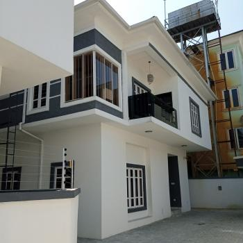 Brand New 4 Bedroom Detached Duplex with Separate Compound, Kusenila Road, Ikate Elegushi, Lekki, Lagos, Detached Duplex for Rent