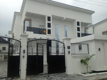 Newly Built and Well Finished 4 Bedroom Semi-detached Duplex with a Room Bq, Canal West Estate, Osapa, Lekki, Lagos, Semi-detached Duplex for Sale