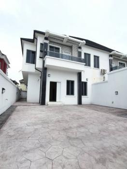 Magnificently Built 4 Bedroom Semi Detached Duplex, Osapa, Lekki, Lagos, Semi-detached Duplex for Sale