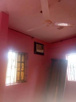 Self Contain with a C, Fan, Big Toilet, Small Kitchen, Water Heater Behind V I O, Mabushi, Mabuchi, Abuja, Self Contained (single Rooms) for Rent