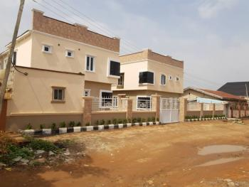Brand New Luxury 2 Units of 4 Bedroom Semi Detached Duplex, Behind Lugbe Amac Plaza, Lugbe District, Abuja, Semi-detached Duplex for Sale