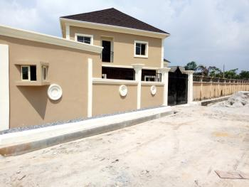 Newly Built 3bedrooms Duplex Is Now Available at Green Land Estate Ogombo Ajah., No 5 Green Land Estate Ogombo,off Abraham Adesanya Estate Ajah., Ogombo, Ajah, Lagos, Terraced Duplex for Rent