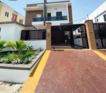 Luxurious 5 Bedroom Detached Duplex, Oral Estate Chevron Toll Gate, Lekki Phase 2, Lekki, Lagos, Detached Duplex for Sale