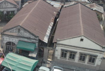 2 Bungalow on 751sqm, High Court, Obalende, Lagos Island, Lagos, Detached Bungalow for Sale