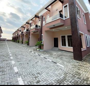 Beautiful 4 Bedroom Terrace Duplex for Sale, Chevron Alternative Route, Lekki Phase 2, Lekki, Lagos, Terraced Duplex for Sale