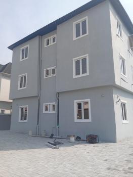 Newly Built and Well Finished 3 Bedroom Serviced Apartment., Off Kazeem Eletu Way, Osapa, Lekki, Lagos, Flat for Rent