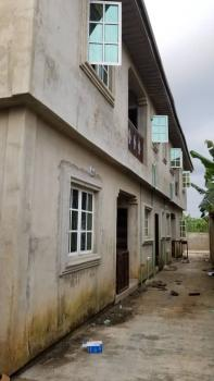 a Block of 4 Units of 2 Bedroom Flat with a Room and Parlour Bq on 700sqm Land, Iwaya, Yaba, Lagos, Block of Flats for Sale
